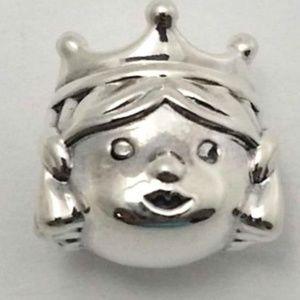 Authentic Pandora Precious Princess Bead 791960